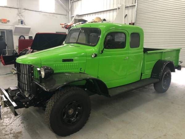 1942 Dodge WC-12 Power Wagon