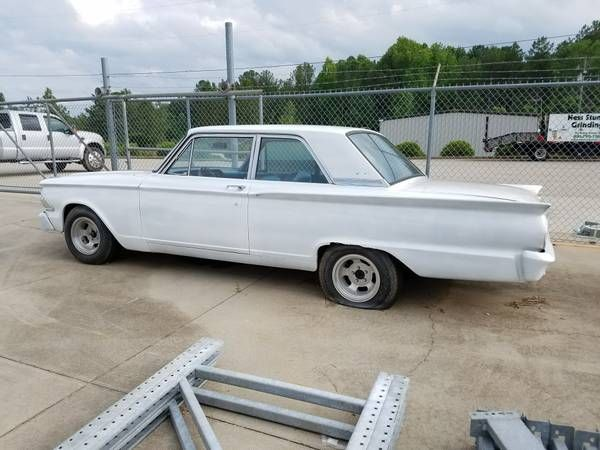 1962 Ford Fairlane 500 Sport Coupe