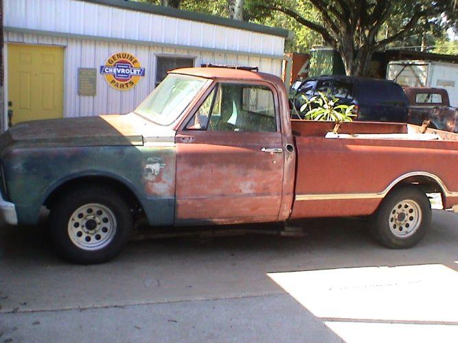 1967 Chevrolet Pickup 1