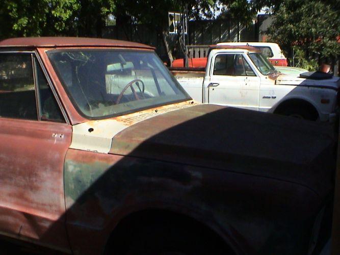 1967 Chevrolet Pickup 3