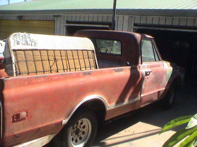 1967 Chevrolet Pickup 9