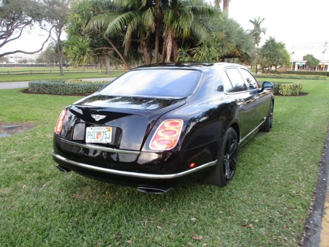 2011 Bentley Mulsanne 10