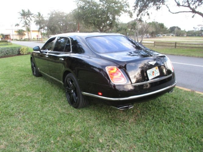 2011 Bentley Mulsanne 11