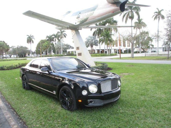 2011 Bentley Mulsanne 2
