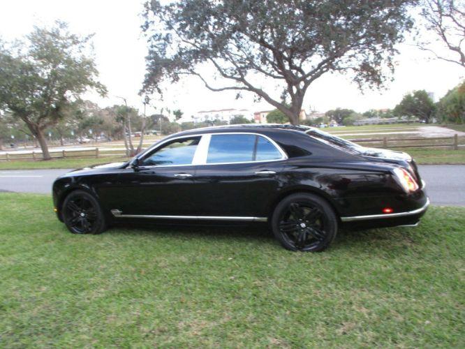 2011 Bentley Mulsanne 12