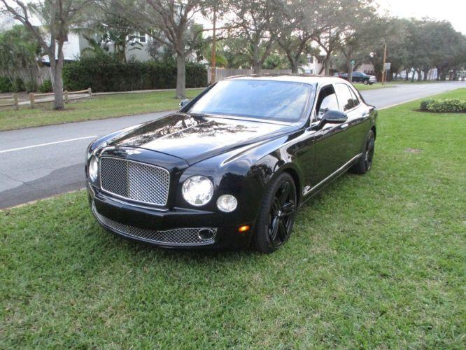 2011 Bentley Mulsanne 3