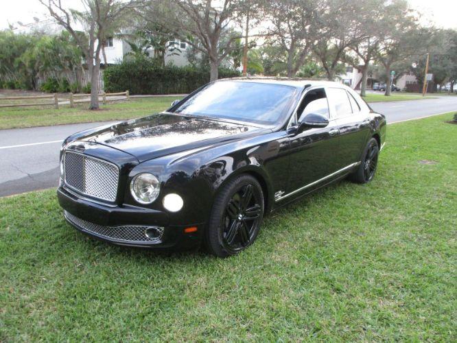 2011 Bentley Mulsanne 1