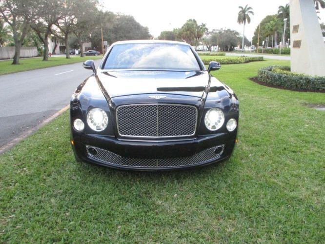 2011 Bentley Mulsanne 4
