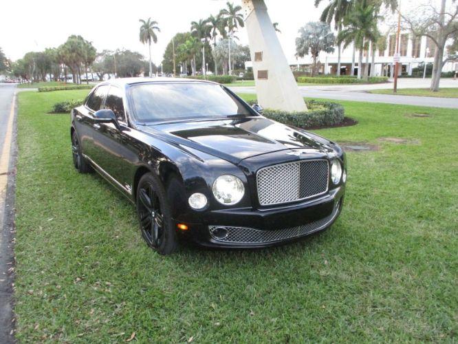 2011 Bentley Mulsanne 5