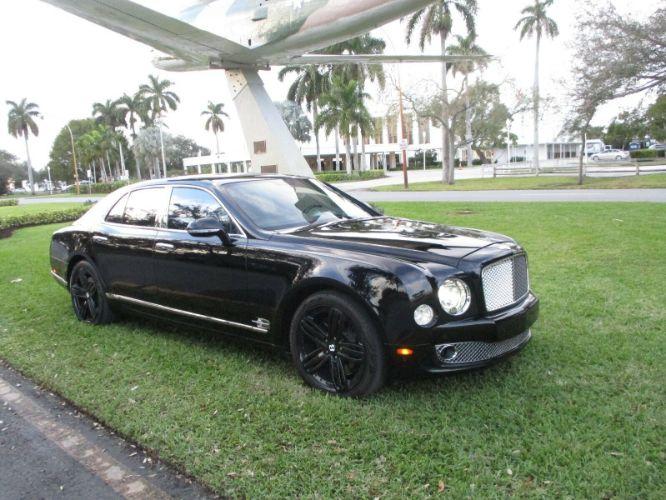 2011 Bentley Mulsanne 6