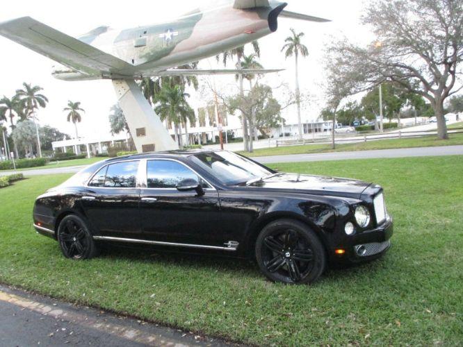 2011 Bentley Mulsanne 7