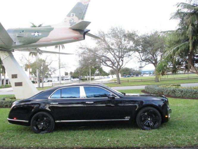 2011 Bentley Mulsanne 8