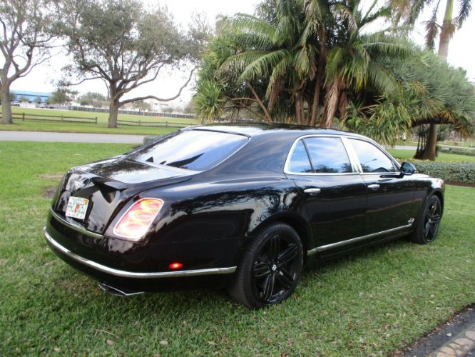 2011 Bentley Mulsanne 9