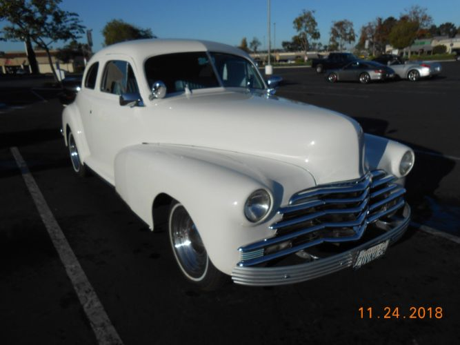 1947 Chevrolet Style Master