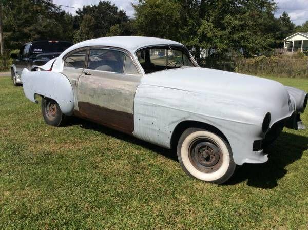 1948 Cadillac Sedanette Fastback