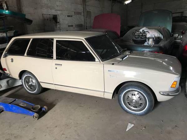 1971 Toyota Corolla Wagon