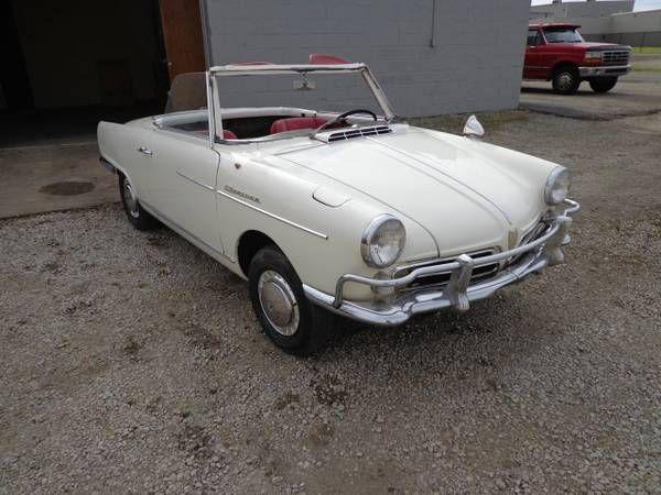 1965 NSU Spyder