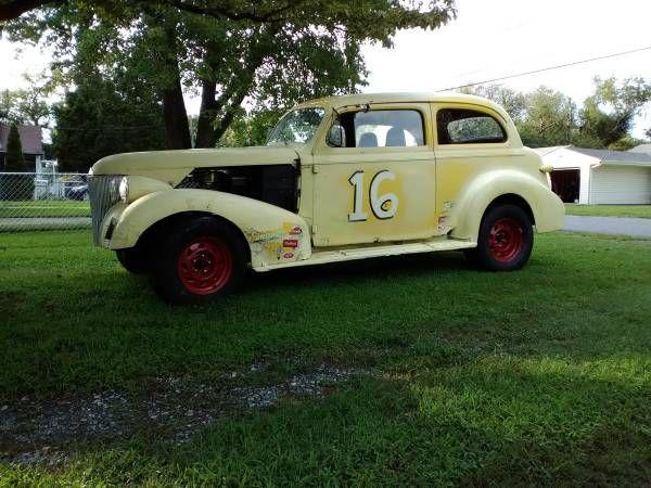 1939 Chevrolet Humpback