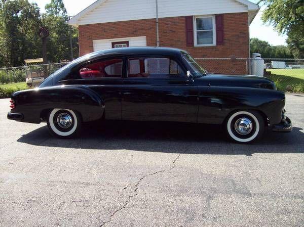 1952 Chevrolet Fleetline Fastback