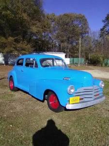 1948 Chevrolet Tudor