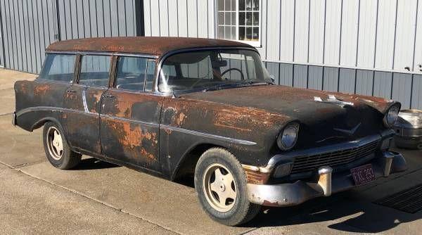 1956 Chevrolet Wagon