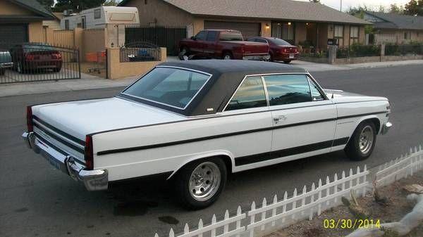 1966 AMC Ambassador 3
