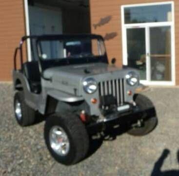 1964 Jeep CJ B