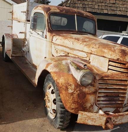 1942 GMC Fire Truck