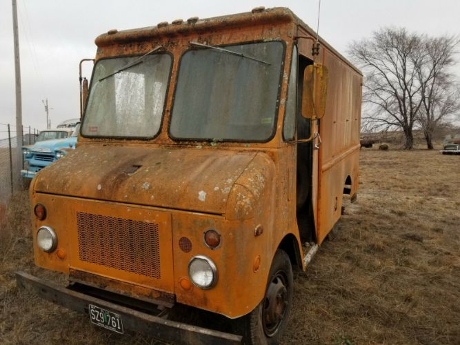 1974 International Step Van
