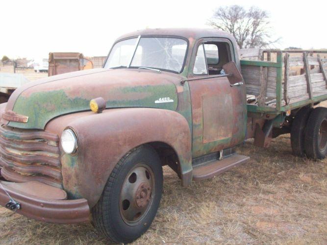 1951 Chevrolet 4400