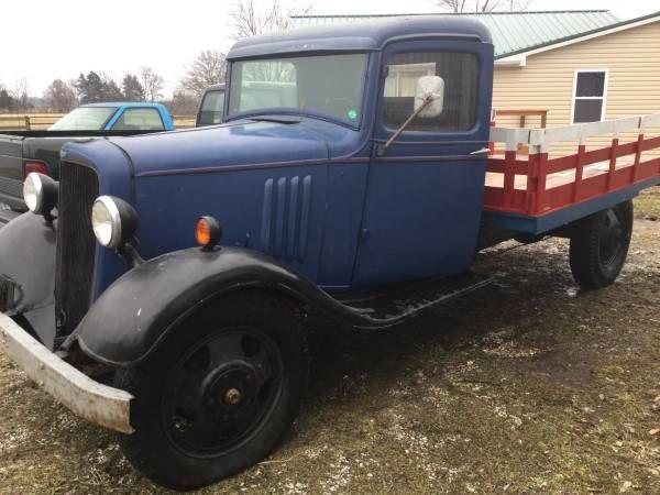 1934 Chevrolet Truck