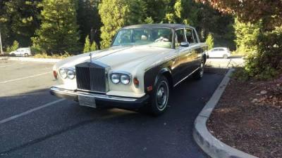 1978 Rolls Royce Silver Wraith