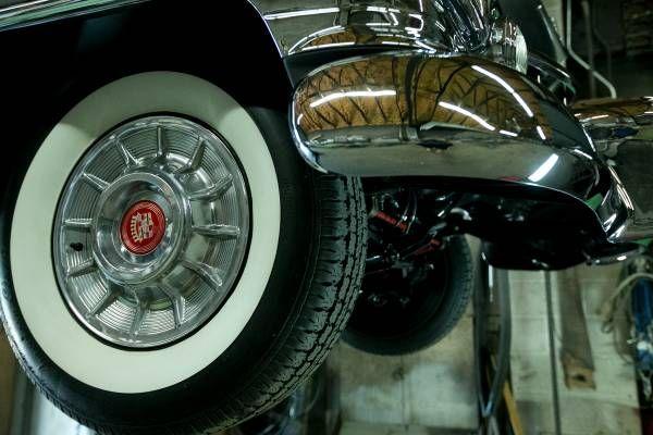 1950 Cadillac Series 62 13