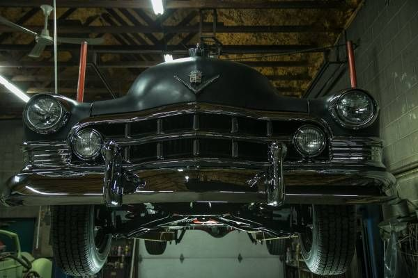 1950 Cadillac Series 62 20