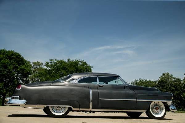 1950 Cadillac Series 62 1