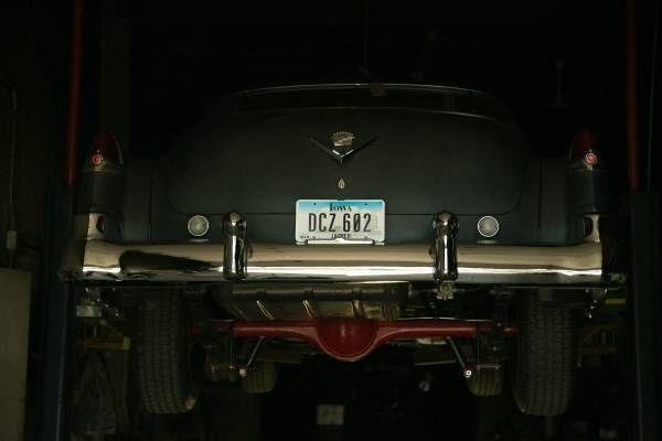 1950 Cadillac Series 62 23