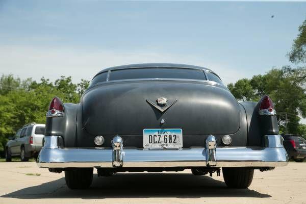 1950 Cadillac Series 62 5