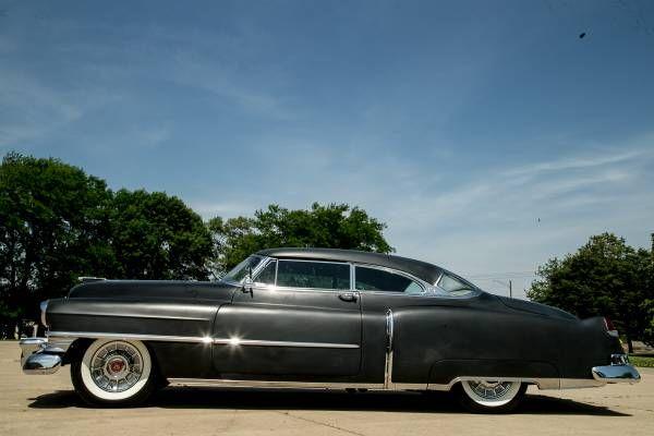 1950 Cadillac Series 62 7