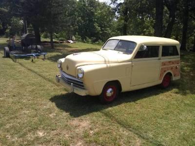 1949 Crosley Wagon