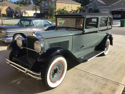 1930 Studebaker 726 Sedan