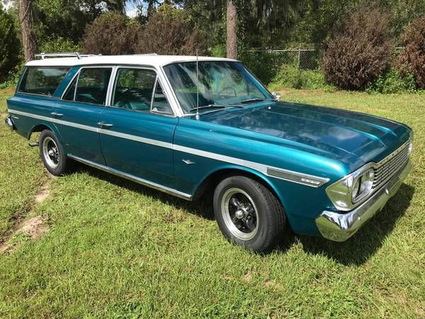 1965 AMC Rambler 770 Wagon