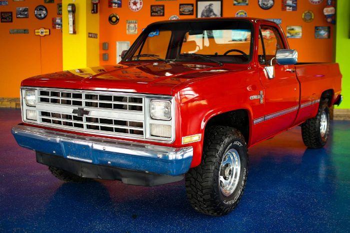 1986 Chevrolet Custom Deluxe