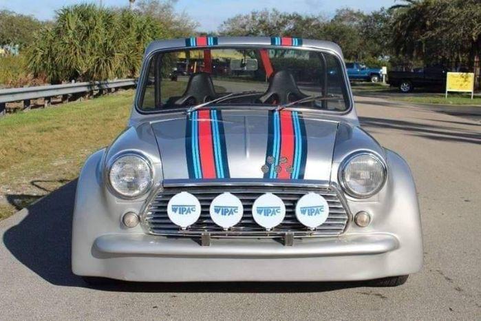1976 Austin Mini Convertible