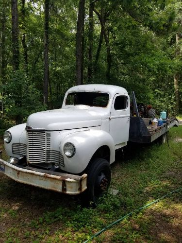 1947 International Ramp Truck