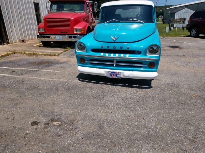 1957 Dodge Dakota 14
