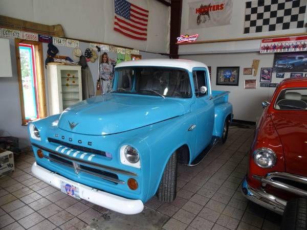 1957 Dodge Dakota 1