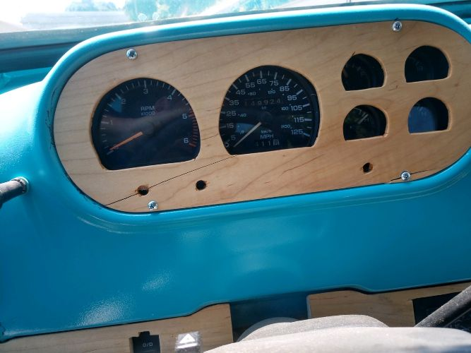 1957 Dodge Dakota 18