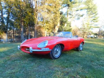1967 Jaguar E-Type Series I Roadster