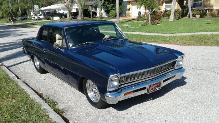 1966 Chevrolet Nova Pro Street
