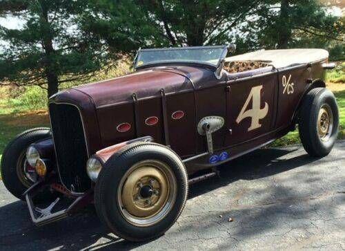 1932 Ford Phaeton Roadster
